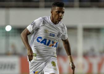 Santos set to explain Rodrygo move to Real Madrid today