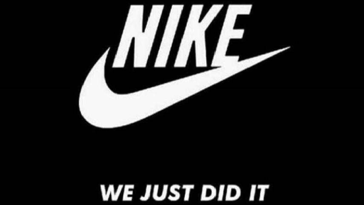 Iran Fans Have Dig At Nike We Just Did It Without You