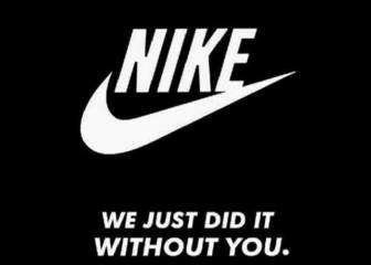 "Iran fans have dig at Nike: ""We just did it without you"""