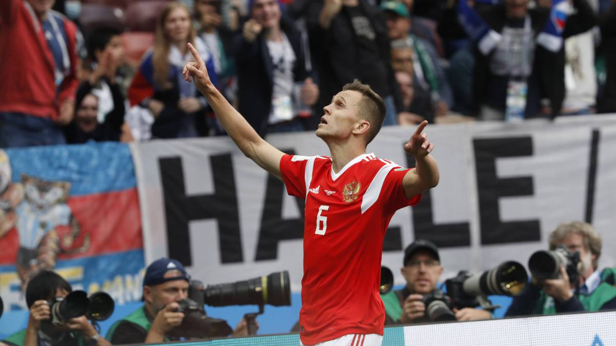 "Cheryshev: ""I texted Nacho to congratulate him for his goal"""