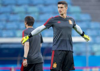 AS poll: Spain fans want De Gea to be dropped for Kepa