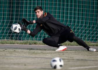 'The Mirror': El Chelsea rechaza 40M€ del Madrid por Courtois