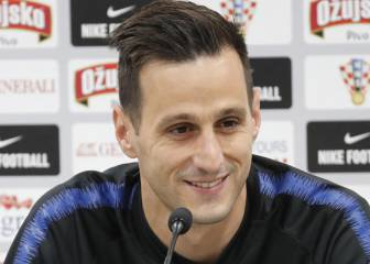 Croatia's Kalinic thrown out of World Cup squad