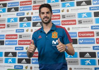 Isco: Real's appointment of Lopetegui is good news for me