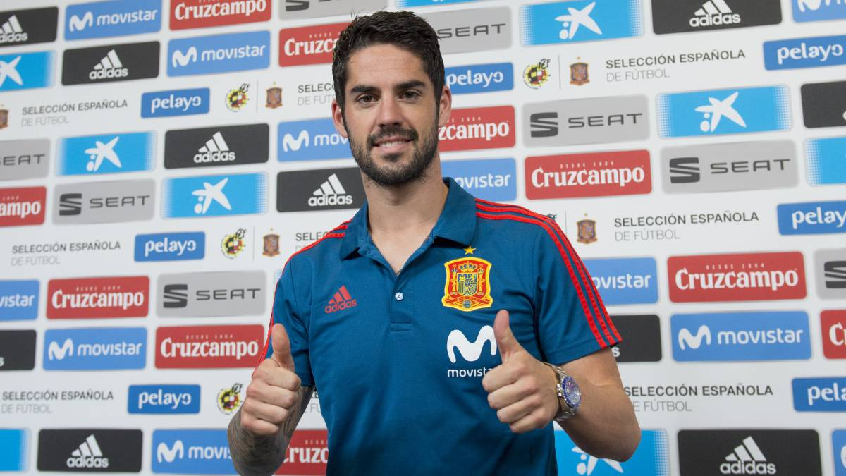 Isco: Real Madrid's Lopetegui appointment good news for me