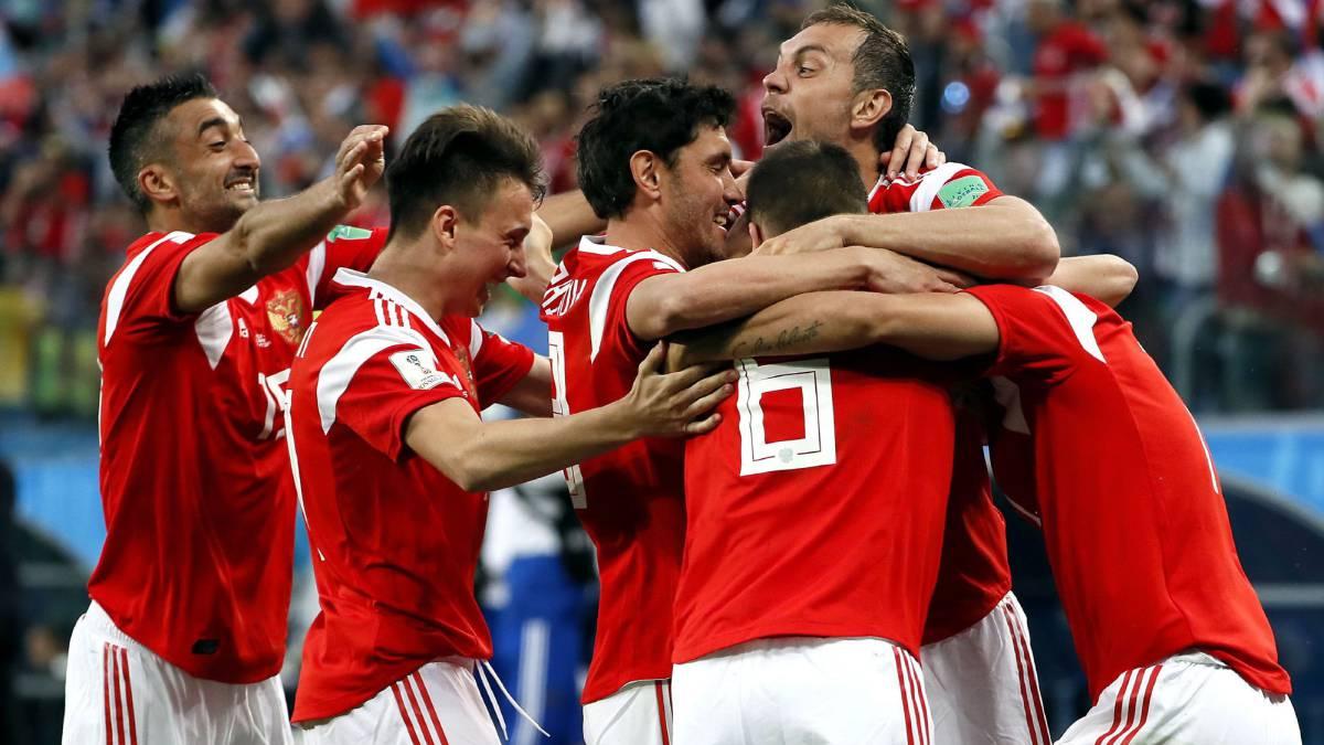 Rusia 3 - 1 Egipto: resumen, resultado y goles. Mundial Rusia