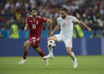 Carvajal slams Iran antics: