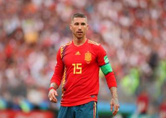 Spain's most-capped players