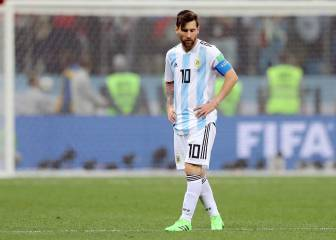 What Argentina need to qualify for World Cup 2018 last 16