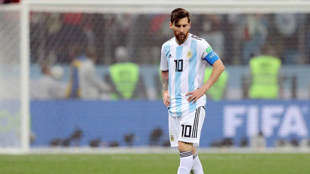 What Argentina need to qualify for World Cup 2018 last 16 - AS.com 1e1eeef57