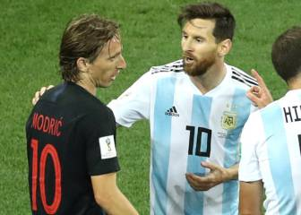 'Messi can't be expected to do it all on his own' - Modric