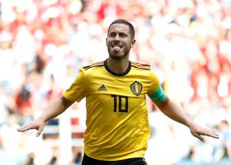 Real Madrid reportedly readying 170m-euro Hazard offer