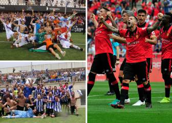 Playoffs Segunda B y Tercera: todos los ascensos y descensos