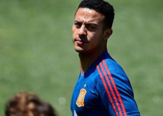 Barça and Real Madrid to battle it out for Thiago