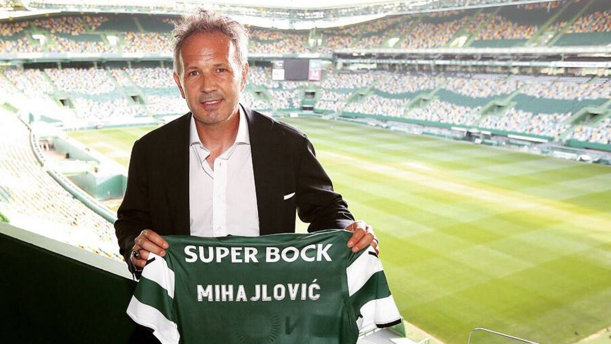 Mihajlovic lasts one week as Sporting Lisbon crisis continues