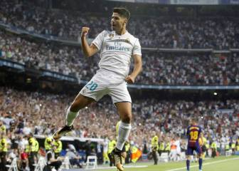 Asensio is going nowhere