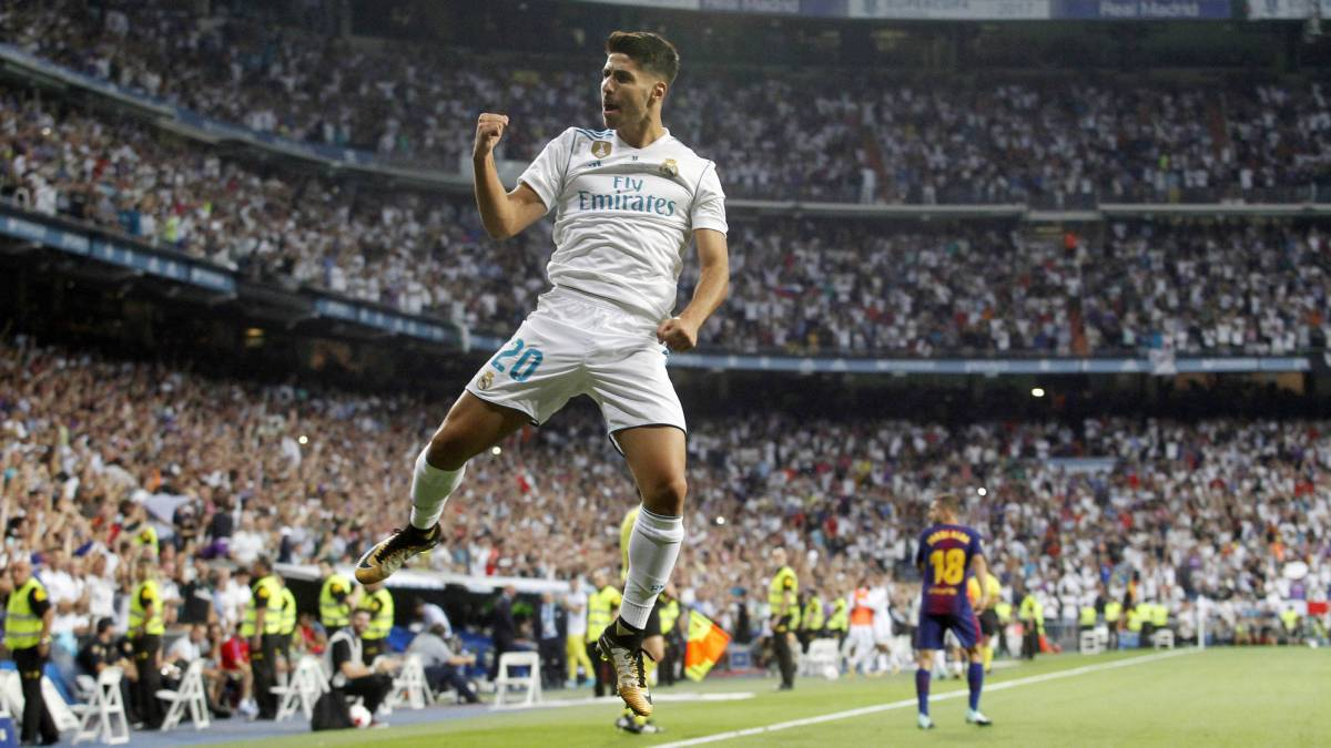 Asensio: Real Madrid youngster is going nowhere