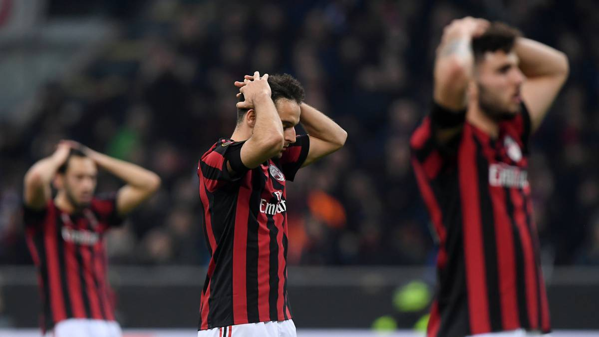 AC Milan banned from European competition for breach of Financial Fair Play