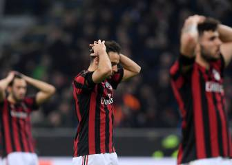 AC Milan disqualified from European competition