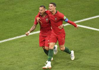 Carlos Queiroz takes a pop at Cristiano and Quaresma