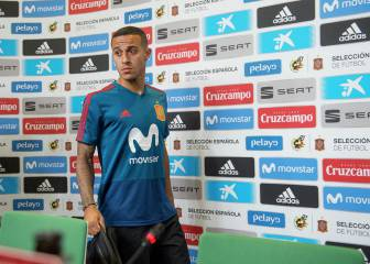 Thiago makes plea to the press to get behind Spain in Russia