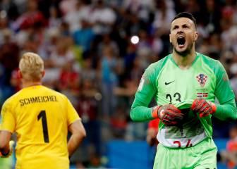 7d5f7106bcee2 Subasic para tres penaltis y mete a Croacia en cuartos