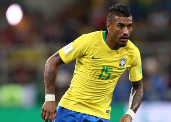 Paulinho could be set to leave Barcelona