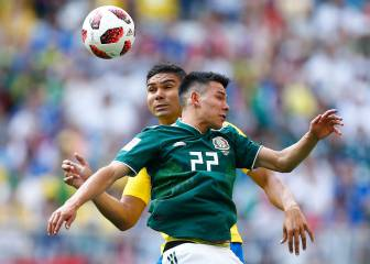 Casemiro suspended for World Cup quarter-finals