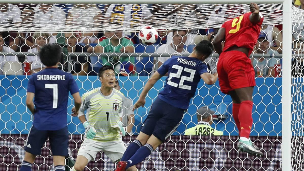 Bélgica - Japón en vivo: octavos del Mundial 2018, en directo