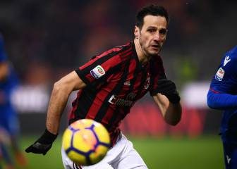 Atlético Madrid put offer in for AC Milan's Nikola Kalinic
