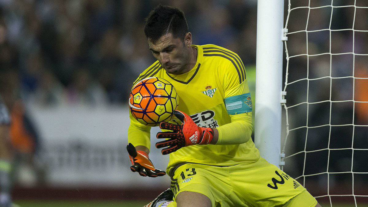 Real Madrid To Seal Getafe S Faith: Atlético Madrid Try To Speed Up The Signing Of Adán