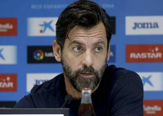 Quique Sánchez Flores lined up for the Spain coaching job
