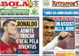 Tuttosport report Cristiano and Real Madrid have fallen out