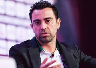 Xavi Hernández emerges as dark horse for Spain job