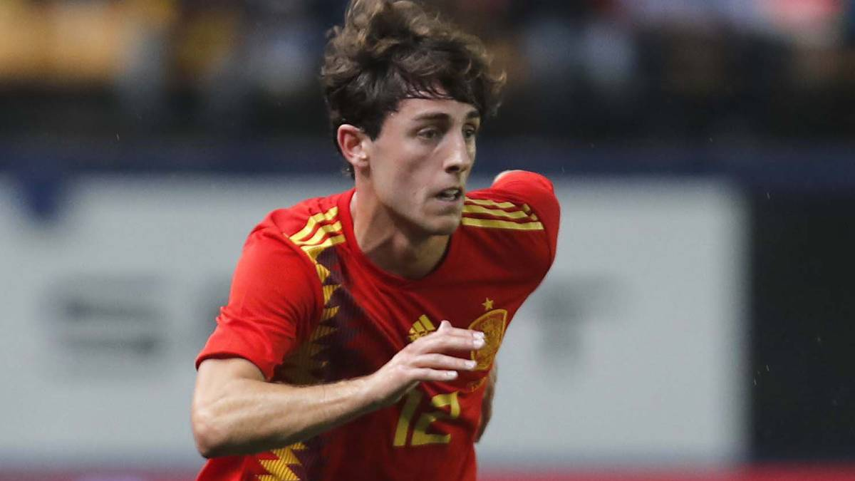 Odriozola one step closer to a move to Real Madrid