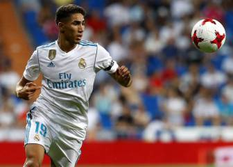 Real Madrid and Dortmund agree Achraf loan deal - Bild