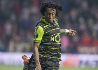 Gelson Martins agrees to join Atlético Madrid
