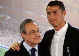 Real Madrid want Cristiano to go public and say he is leaving