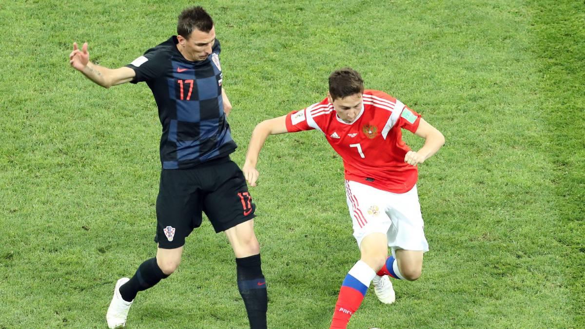 Rusia - Croacia en vivo: Mundial 2018, cuartos de final