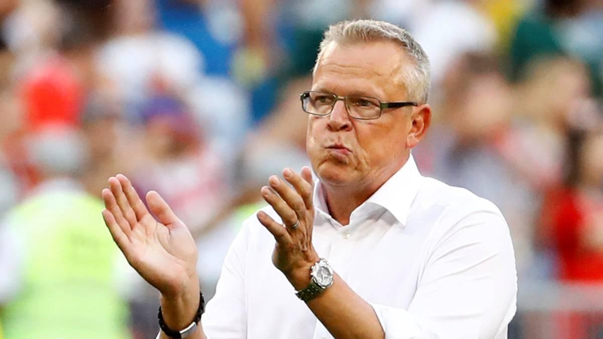 "Andersson: ""Inglaterra fue mejor"""