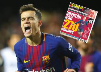 PSG ready to make staggering offer for Coutinho