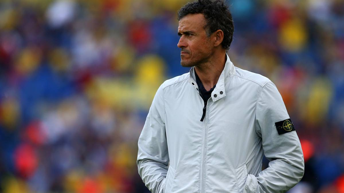 Luis Enrique named new Spain head coach
