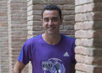 Xavi: I'd take Barça only winning Champions League next year