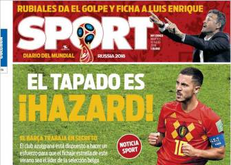 Barcelona set their sights on Eden Hazard - reports