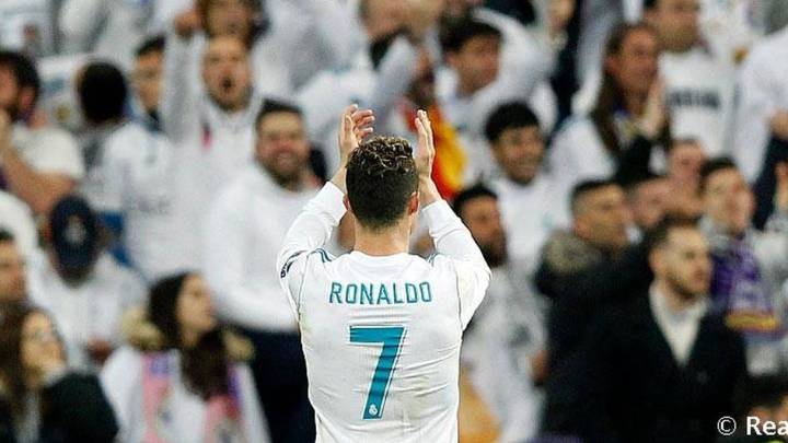 Carta de Cristiano Ronaldo: \
