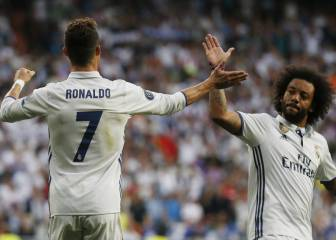 Marcelo linked with move to join Cristiano at Juventus