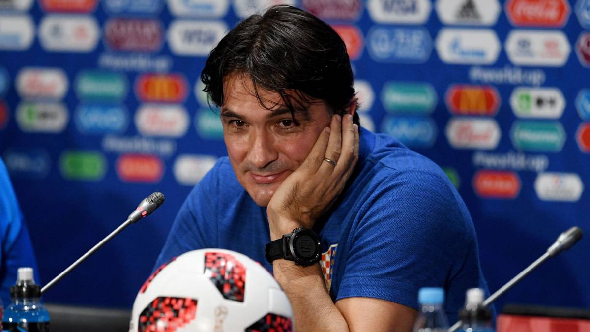 "Dalic: ""Modric deserves the Best Player award even if Croatia don't win the final"""