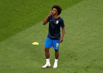 Sky Sports: Barça make second bid of €60 million for Willian