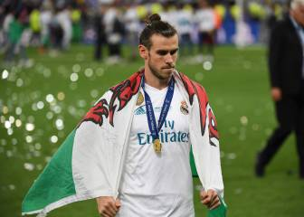 Gareth Bale recalls Champions League final: