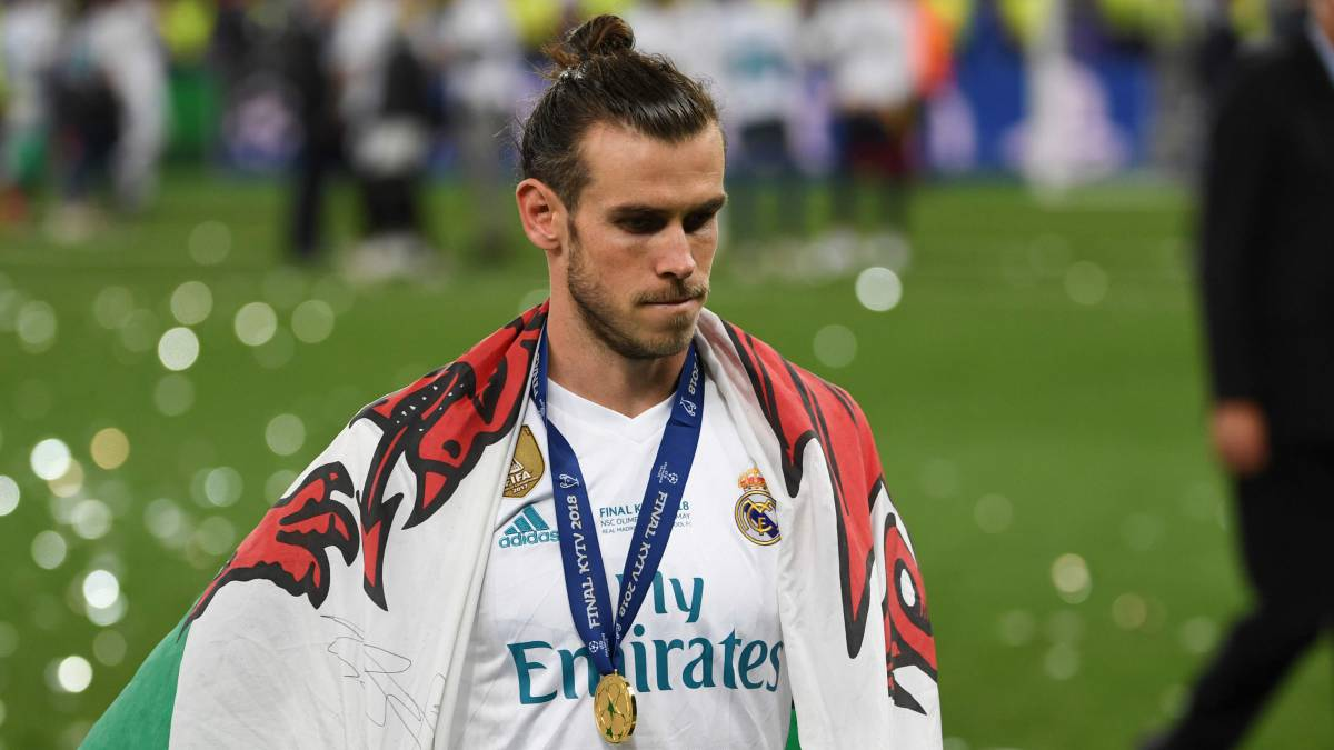 "Gareth Bale recalls Champions League final: ""I was frustrated"""